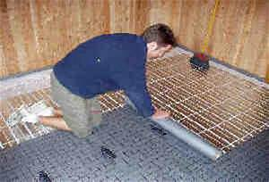 plancher chauffant mince With pose pare vapeur parquet flottant