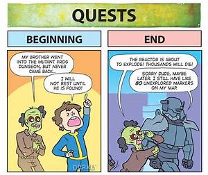 12 Fallout Comics More Fun Than a Cave Full of Deathclaws
