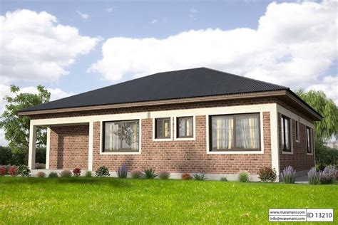 House Plans By Maramani