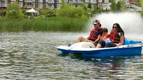 Rent To Own Boats by Should You Rent Or Own Pedal Boats