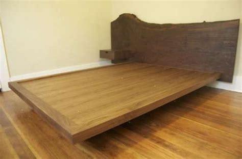 reclaimed bedframes  custom bed  sbaird design