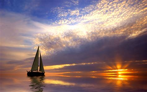 boat wallpaper backgrounds beautiful sailboat hd