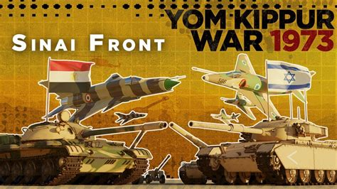 yom kippur war  sinai front documentary youtube