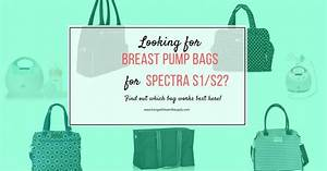 Spectra Breast Pump Bag For Spectra S1 And S2