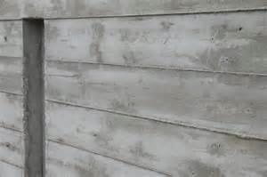 Board Form Concrete Texture Image