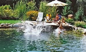Schwimmteich Im Garten : schwimmteich ~ Sanjose-hotels-ca.com Haus und Dekorationen