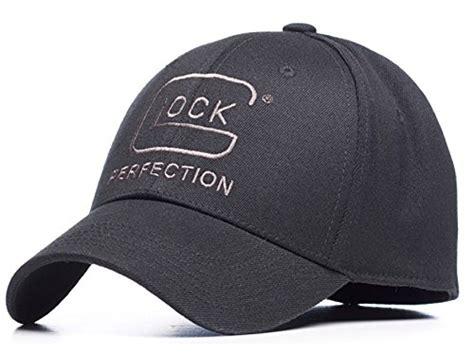 glock perfection premium logo cap polyester masterbasser