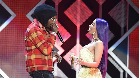 Cardi B Brings Out Offset For Surprise