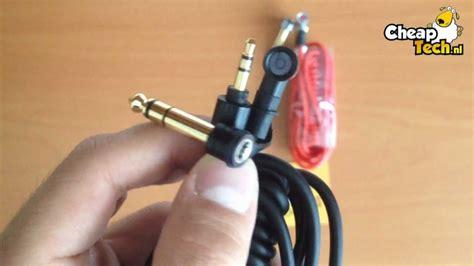 cheaptech nl beats audio 4 2 mm coiled kabel met 3 5 mm twist lock