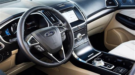 2019 Ford Edge Suv  Interior, Exterior, Drive & Features