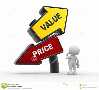 Value Person 3d Aroows Illustration Icon