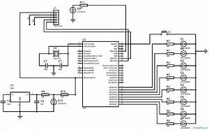 Led Blinking Sequence Using Pic Microcontroller  Tutorial With Schematics  U0026 Programming