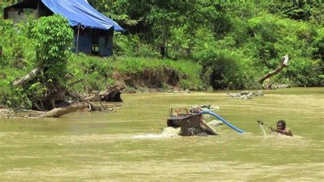 nabire jayapura papua irian jaya illegal gold mining nr