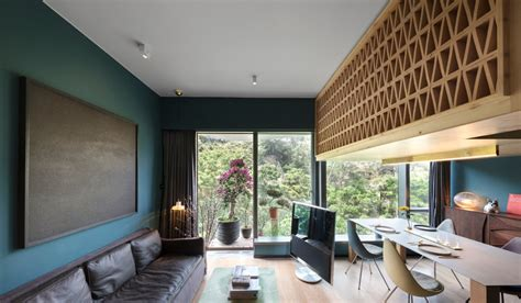 Blur The Boundaries With Inside Outside Living Style by 8 Hong Kong Nano Flats That Prove Small Can Still Be