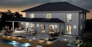 Moderne Häuser Bauen : moderne villa bauen mit den spezialisten von ytong ~ Buech-reservation.com Haus und Dekorationen