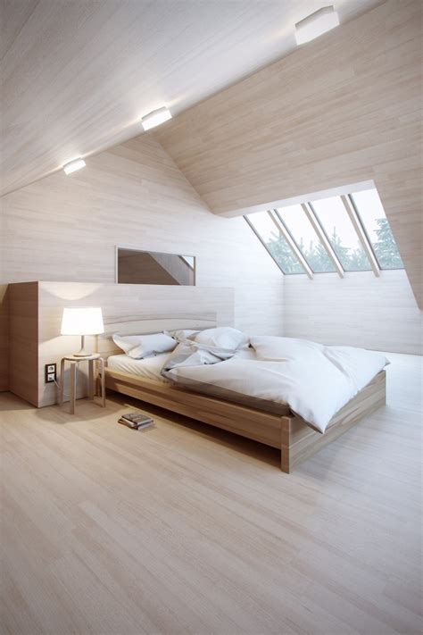 12 Masterfully Decorated Attic Bedrooms – Master Bedroom Ideas