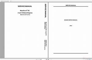 Navistar Maxxforce Dt 9 10 Epa10 Diesel Engine Service