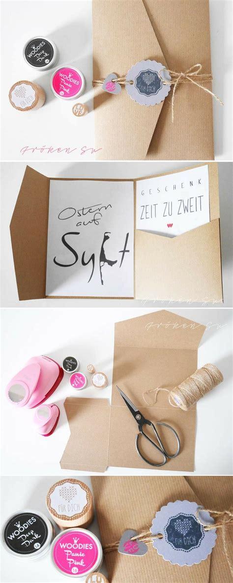 geschenkkarten selber basteln diy geschenkkarte selber basteln diy papier geschenke verpacken papierkistchen