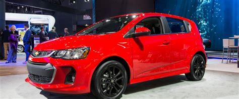 2019 Chevy Sonic Info, Specs, Wiki  Gm Authority