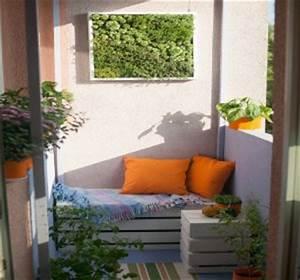 Aménager Son Balcon Pas Cher : 10 d corations pour am nager un balcon habitatpresto ~ Premium-room.com Idées de Décoration