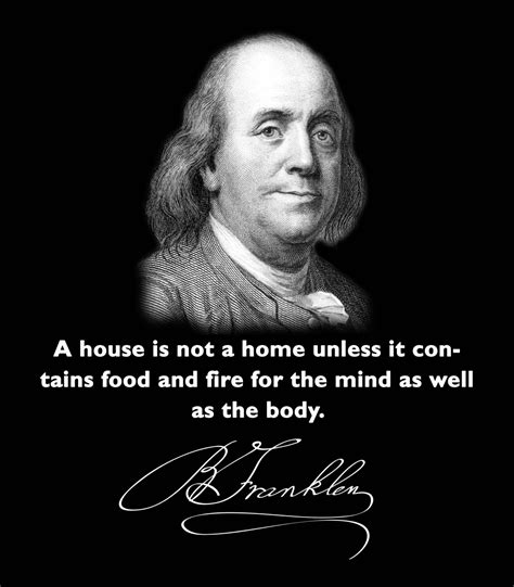 Ben Franklin Quotes Quotes About Benjamin Franklin Quotationof
