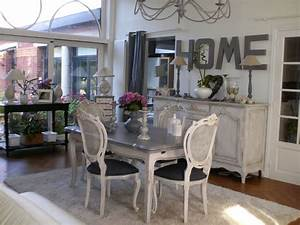 Decoration maison style campagne chic for Decoration maison style campagne
