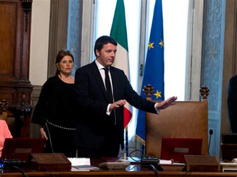 Consiglio Dei Ministri Renzi by La Spending Review Colpisce I Manager Pubblici Stipendi