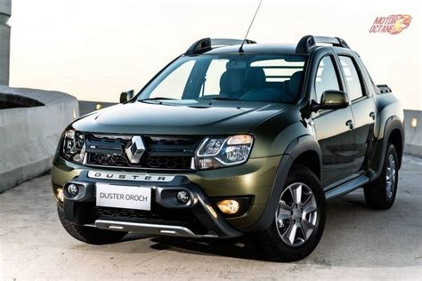Renault Duster Oroch India Price, Specifications, Launch Date