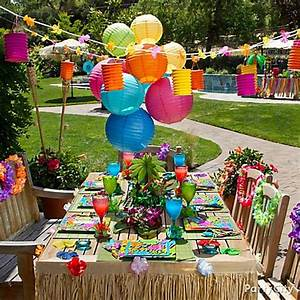 Luau Party Ideas And Inspiration PurpleTrail