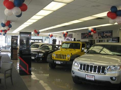 Hudson Jeep Chrysler hudson chrysler jeep dodge car dealership in jersey city