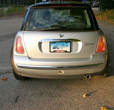 Mini Cooper Automatic Transmission by Find Used Sporty 2003 Mini Cooper W Automatic Transmission