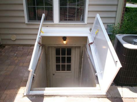 Doors Inspiring Basement Entry Doors Basement Doors Home