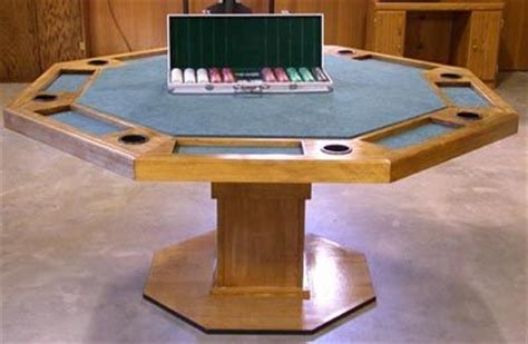 build  poker table step  step instructions