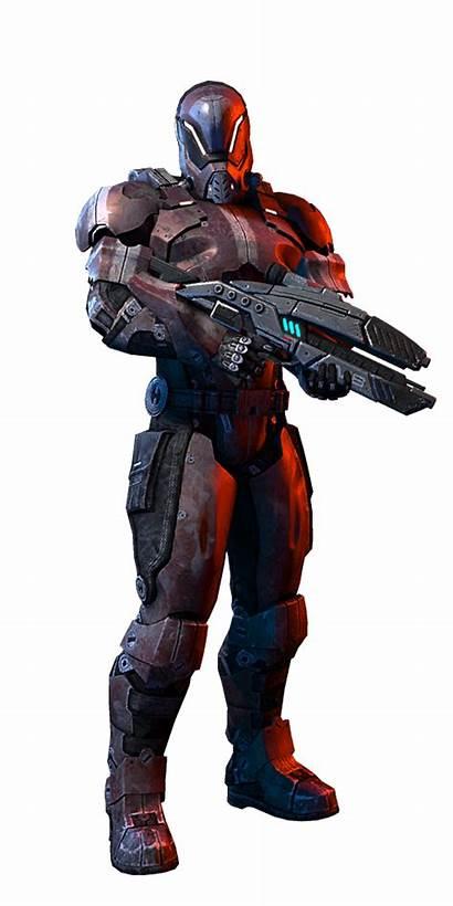 Soldier Human Male Mp Vanguard Soldat Mass