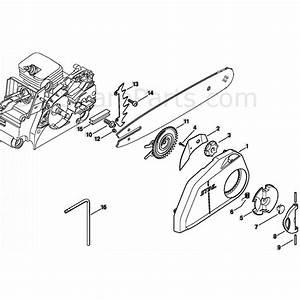 Stihl Ms 180 Chainsaw  Ms180c