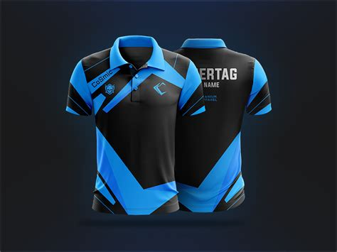team cosmic esports  shirt design  chethan kvs