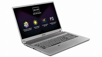 Msi Creator Laptop Led Display Ces Pc
