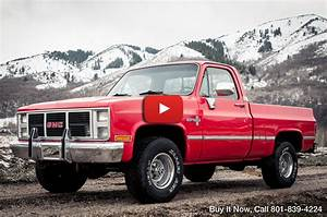 1986 Gmc Sierra 1500 Gmc K10 1500 4wd Scottsdale A  C Cab