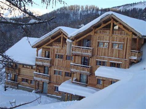 residence les chalets de puy vincent residence le parc aux etoiles puy vincent provence condo reviews and rates travelpod