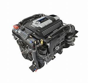 New Mercruiser 4 5l V6 Promises V8 Performance