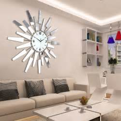 Amazoncom Kitchen Faucets by Huge Wall Clock That Huge Clock Make Art Look Bigger