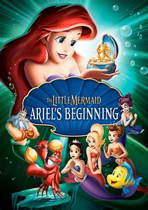 The Little Mermaid Arielu002639s Beginning Movie Fanart