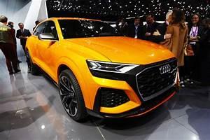 Audi Q4 Occasion : audi q8 sport concept hybride light pour le suv allemand gen ve ~ Gottalentnigeria.com Avis de Voitures
