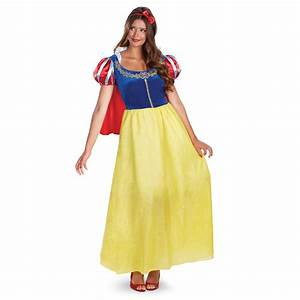 Adult Disney Princess Snow White Woman Costume | $38.99 ...