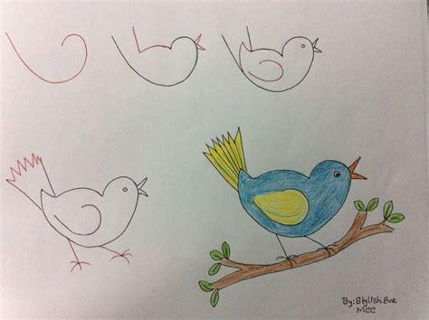 ideas de dibujos faciles  hacer  los pequenos