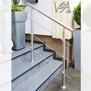 Geländer Edelstahl Preise : treppengel nder edelstahl handlauf gel nder real ~ Frokenaadalensverden.com Haus und Dekorationen