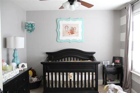 Baby D's Gender Neutral Nursery  Project Nursery. Wood Staircase. Leather Sectional Sofa. Mediterranean Tiles. Kitchen Farm Sinks. Barn Door Shower Door. Chandelier With Shades. Basement Laundry Room. Infinity Bathtub