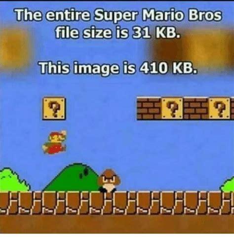25 Best Memes About Super Mario Bros Super Mario Bros Memes