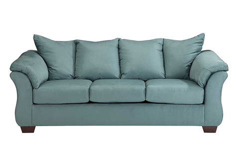 atlantic bedding and furniture darcy sky sofa