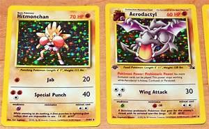 pokemon cards holo foil lapras 1st ed